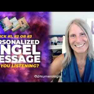 Angel Message 😇 Are You REALLY Listening?? (Personalized Angel Card Reading)