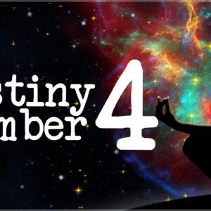 Destiny Number 4 Secrets Revealed (AKA. Expression Number 4)