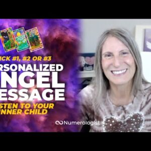 😇 Listen To Your Inner Child (Personalized Angel Card Reading)