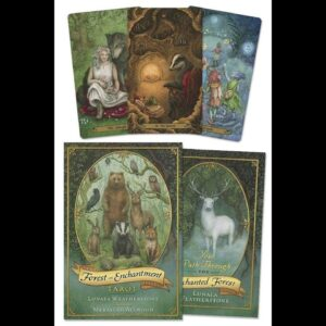 Forest of Enchantment Tarot Cards unboxing.