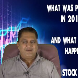 See what was predicted for 2020, & what (actually!) happened, Part 4- (Stock Markets)