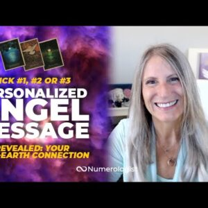 Angel Message 😇 A Very Important Message From Mother Earth (Personalized Angel Card Reading)