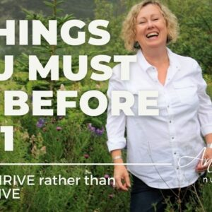 3 Things You MUST Do Before 2021! PLAN to Thrive Rather than just survive.