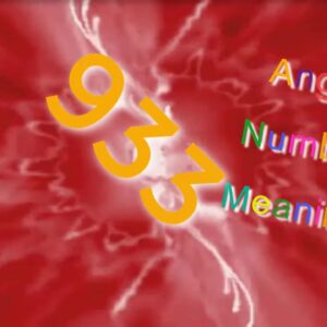 Angel Number 933 – Meaning and Symbolism - Angel Numbers Meaning
