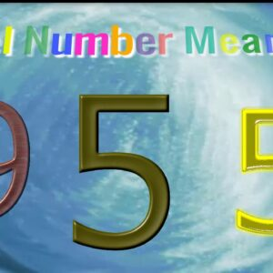 Angel Number 955 – Meaning and Symbolism - Angel Numbers Meaning