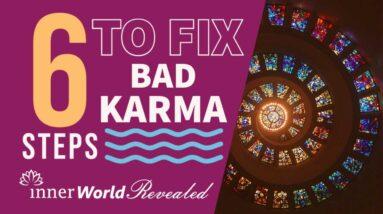 6 STEPS TO FIX BAD KARMA   AUGUST 2020 NUMEROLOGY FORECAST   ADITI GHOSH   InnerWorldRevealed