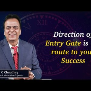 Direction of entry gate is the route to your #success