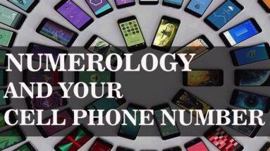 #LUCKY CELL PHONE NUMBER - #NUMEROLOGY