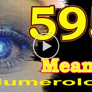 🔴 Angel Number Meanings 595 ✅ Seeing 595 ✅ Numerology Box
