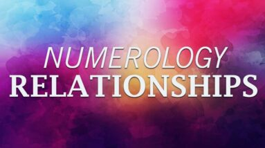 #NUMEROLOGY RELATIONSHIP #COMPATABILITY