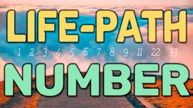 Life Path Number EXPLAINED * 1-2-3-4-5-6-7-8-9-11-22-33 * - What does Your Number Mean for You??
