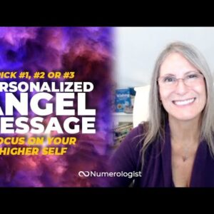 Angel Message 👼 Your Personalized Reading For Ultimate Focus (Pick A Card)