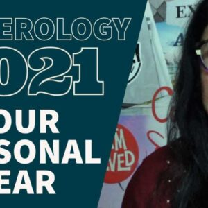 NUMEROLOGY FORECAST 2021 I YOUR PERSONAL YEAR I Personal Years 1 - 9 I Aditi Ghosh