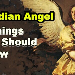 🔴 Guardian Angel ✅ 7 Things You Should Know | Numerology Box