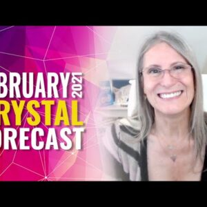 Crystal Reading 💎 Your February 2021 Crystal Message (Numerology, Tarot & Color Reading)