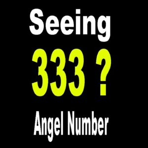 333 Angel Number Meaning | Do You Keep Seeing 333 | Numerology Box #short