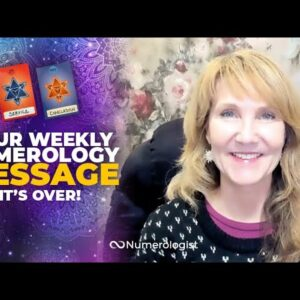 Pick A Number To Reveal The Magic Coming Your Way | Your Weekly Numerology Message