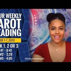 Your Personalized Weekly Tarot Reading 🃏🔮 1-7 FEB, 2021