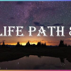 🔴 Life Path 8 : Strong And Independent, Are You ! | Numerologybox