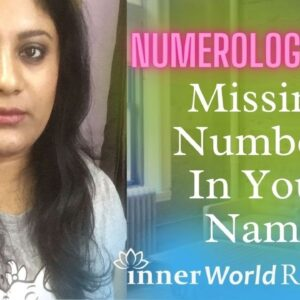 Missing Numbers in Your Name | Numerology Remedy | InnerWorldRevealed | Aditi Ghosh | Live Stream
