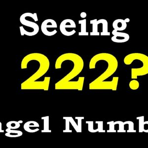 222 Angel Number Meaning Message | Part 2 | Numerology Box #Shorts