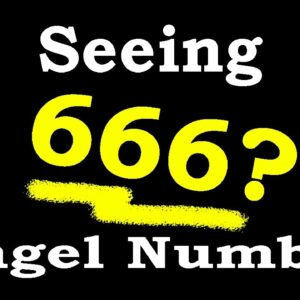 666 Angel Number Meaning Meassage | Part 4 | Numberology Box #Shorts