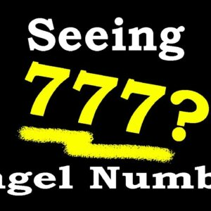 777 Angel Number Meaning Message | Part 5 | Numerology Box  #Shorts