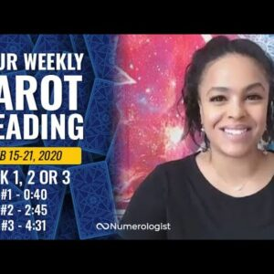 Your Personalized Weekly Tarot Reading 🃏🔮 15-21 MARCH, 2021