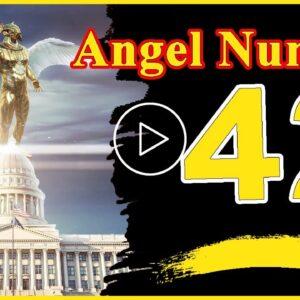 angel number  42 spiritual and sybolism, numerology - numerologybox