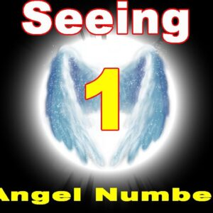 🔴 Angel Number 1 In Love And Spiritual