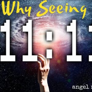 Angel Number  1111 Spiritual - Why are you seeing 1111?