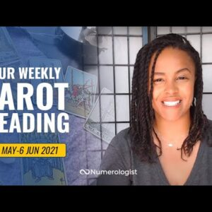 Your Personalized Weekly Tarot Reading 🃏🔮 31 MAY - 6 JUNE, 2021