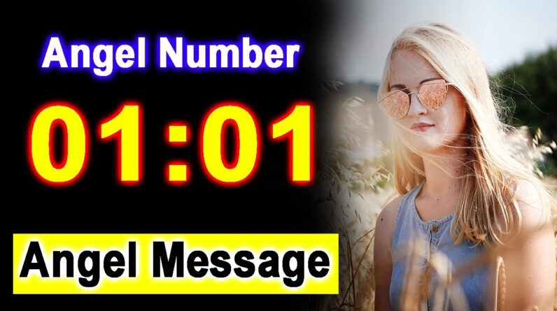 0101 Angel Number 01:01 - Angel Messages - Meaning