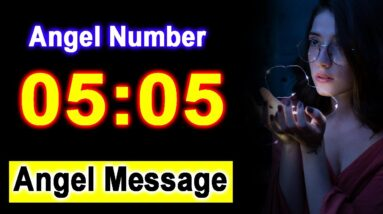 0505 Angel Number 05:05 - Angel Messages - Meaning