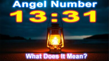1331 Angel Number - What Does It Mean When You See?