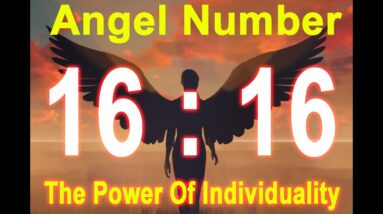 Angel Number 1616 - The Power Of Individuality