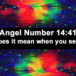 Universe Signal 🙏 Angel Number 1441 What Does It Mean When You See 1441?