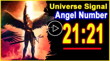 Angel Number 2121 | What Are You Seeing 2121? | Universe Message