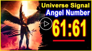Angel Number 6161 | What Are You Seeing 6161? | Universe Message
