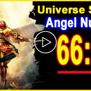 Angel Number 6611 | Why Are You Seeing 6611? | Universe Message
