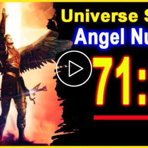 Angel Number 7171 | Why Are You Seeing 7171? | Universe Message