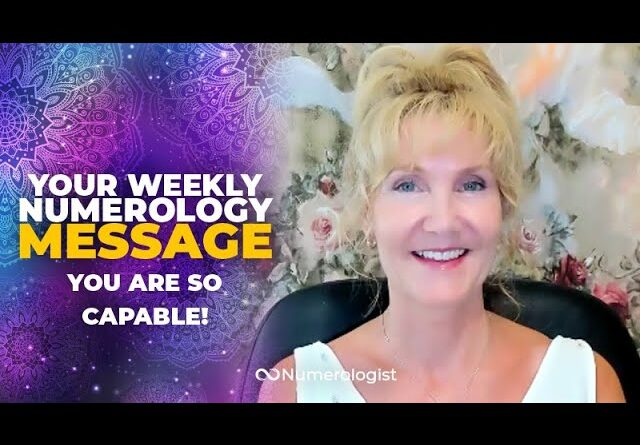 This Numerology Message Will Help You See You're More Capable Than You Think