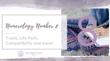 numerology number 8 traits life path challenges