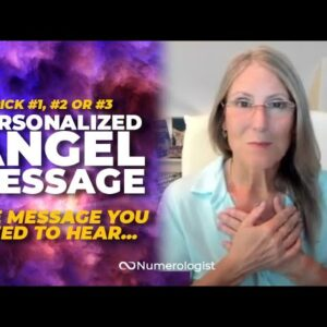 Angel Message: Your Chance To FINALLY Hear The Message Your Angels Have Been Sending You...