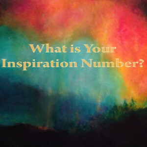 what is your numerology inspiration number