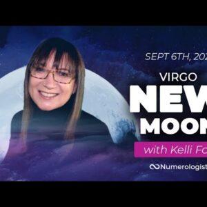 New Moon in Virgo Forecast (September 6th, 2021) With Kelli Fox (Astrology.TV)