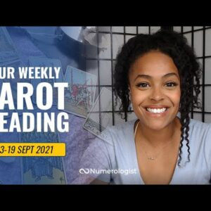 Your Personalized Weekly Tarot Reading �🔮 13-19, 2021