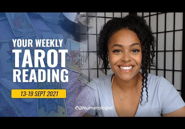 Your Personalized Weekly Tarot Reading 🃏🔮 13-19, 2021