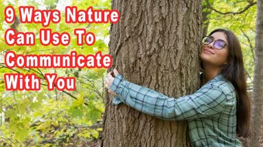 9 Ways Nature can Use to Communicate with You