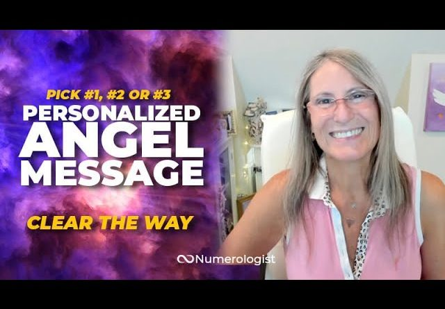Angel Message: Clear The Way For Your New Beginning (Pick #1, #2, #3) - Personalized Reading